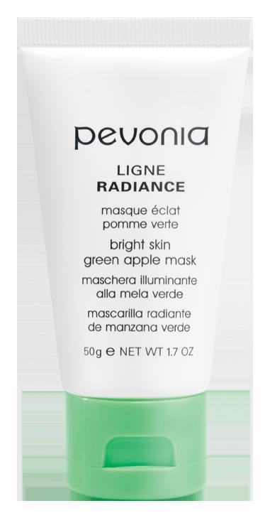 Bright Skin Green Apple Mask