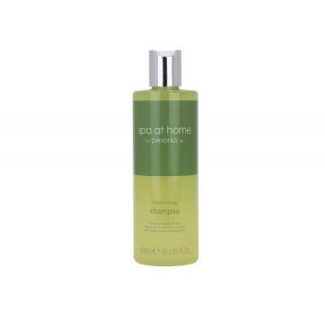 spa at home shampoo