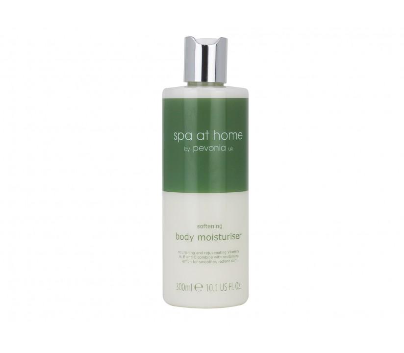 spa at home body moisturizer